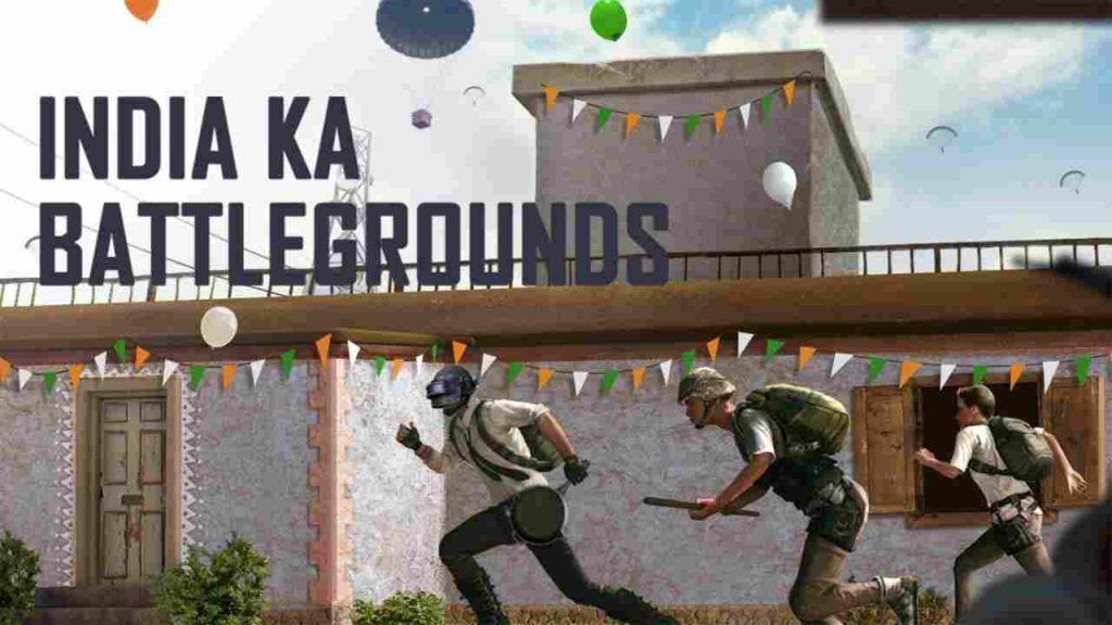Battlegrounds Mobile India, BGMI