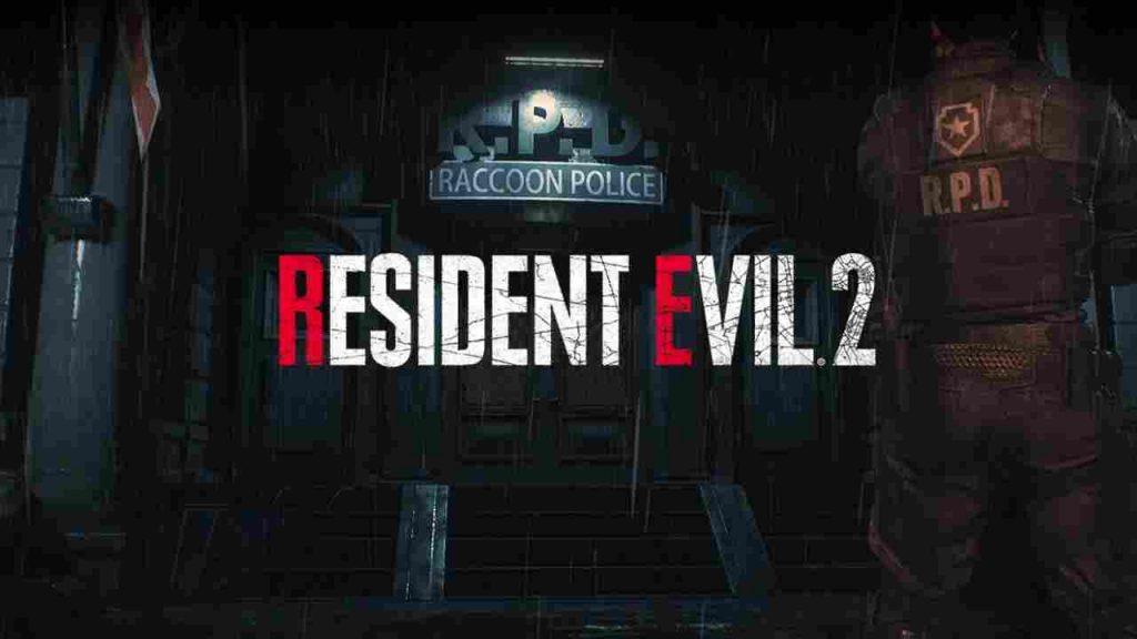 Resident Evil 2 Trainer Key